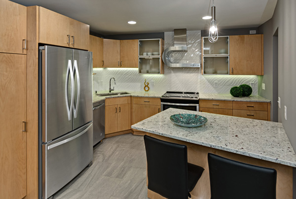 Mounds View Kitchen Remodel