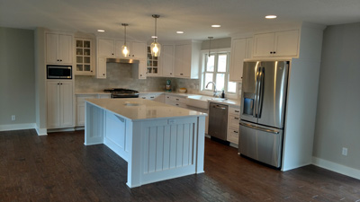 Kitchen Addition Remodel