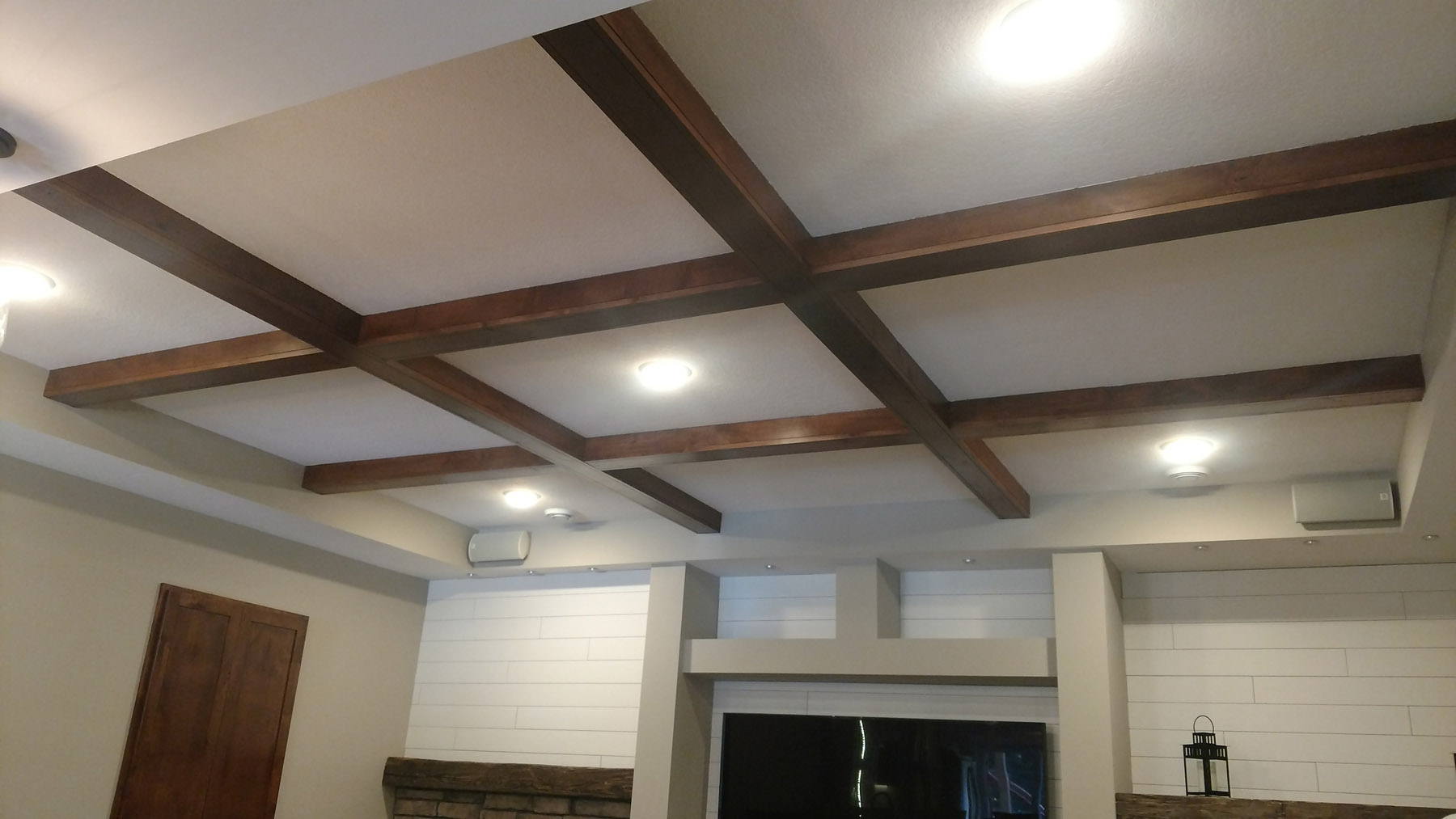 Grid Beam Ceiling