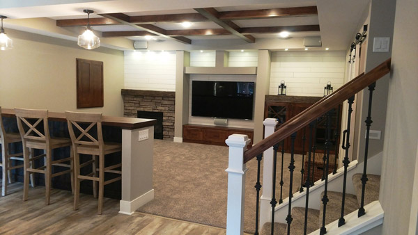 Cottage Grove Lower Level Finish