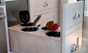 Easy Access Drawers