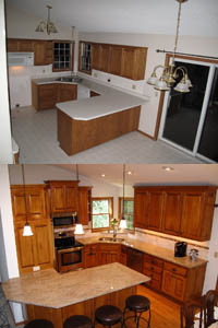 Feature Kitchen Project