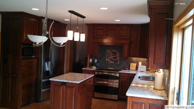 Lino Lakes kitchen Design & Remodel