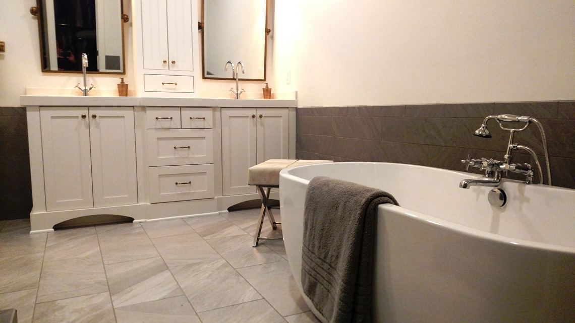 Roseville Master Bathroom Remodel