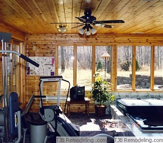 Addition - Home Gym