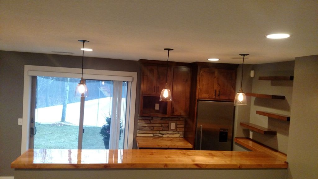 Wet Bar Pendant Lighting