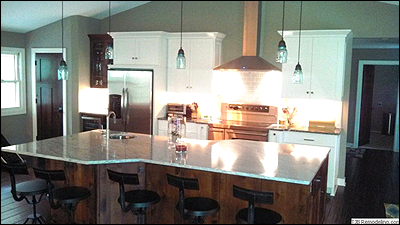North Oaks Kitchen Remodel