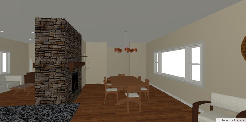 Dining Room Design Plan