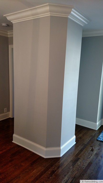 7 Crown molding
