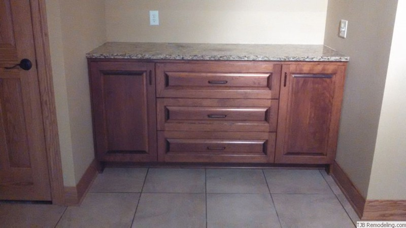 Built-in Buffet