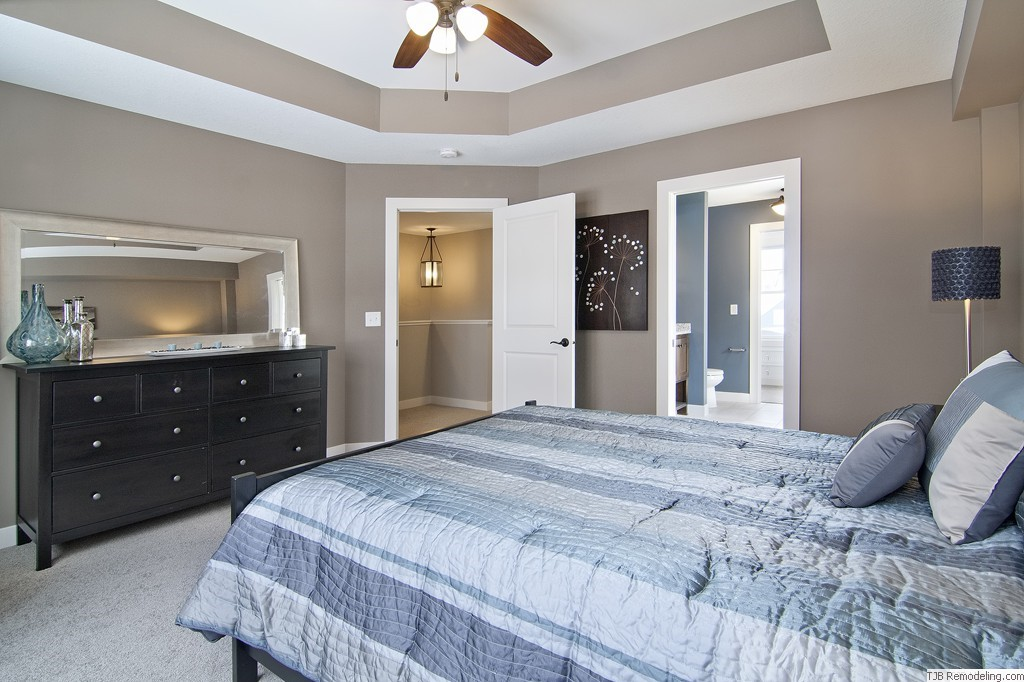 Tier Vault Bedroom