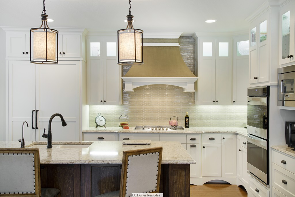 Enameled Cabinets & Millwork