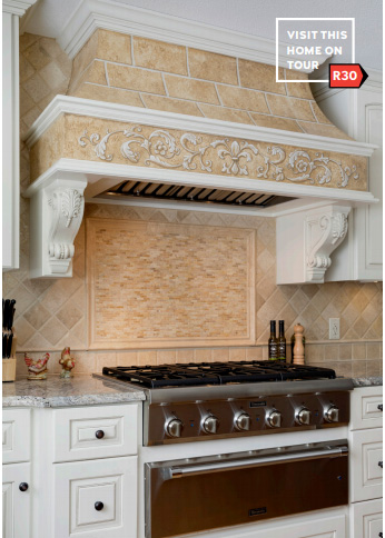 TJB is known for its custom kitchen hearths